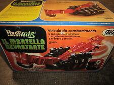 Bestioids GIG Galoob IL MARTELLO DEVASTANTE MiB Vintage 1984