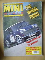 MINI WORLD MAGAZINE, July 1994: The  Wheel Thing- Bogus kitted out for Summer