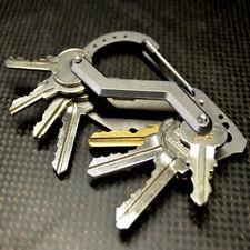 Clé porte-clés multi outils QuickDraw mousquetons décapsuleur Vo