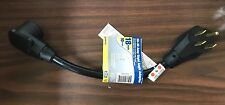 """Voltec 18"""" 10/3 STW Black 50-30AMP Adapter 16-00555 FREE SHIPPING!!!"""