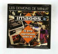 CD PROMO SINGLE (NEUF) IMAGES LES DEMONS DE MINUIT 10eme ANNIVERSAIRE REMIX 96