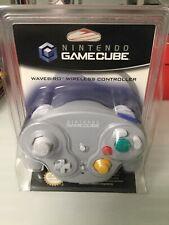 NINTENDO GAME CUBE WAVEBIRD WIRELESS CONTROLLER NEW IN BLISTER RARE !!!