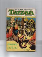 TARZAN le seigneur de la jungle n°2. Nouvelle Série. Bimensuel Sagédition 1972
