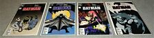 BATMAN YEAR ONE FRANK MILLER  # 404 405 406 407 ORIGIN ISSUES DC COMICS 1987 NM+