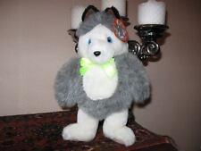 Jacky Toys Holland Turn Around Friends Fox & Wolf Plush