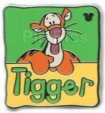 Disney Pin: WDW 2012 Hidden Mickey Winnie the Pooh and Friends - Tigger