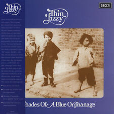 LP Thin Lizzy-Shades of a Blue Orphanage -Vinile Reissue Light in The Attic