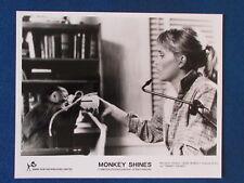 "Original Press Promo Photo - 10""x8"" - Monkey Shines - 1988 - Ella & Kate McNeil"