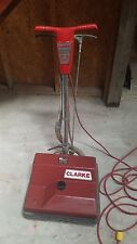 Professional commercial clarke PB-38 floor carpet scrubber cleaner