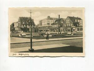uralte AK Juist Wilhelmplatz //24