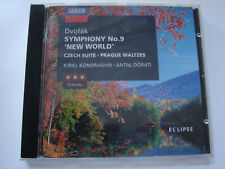 4113 Dvorak - Symphony No 9, Kirill Kondrashin, Antal Dorati CD album