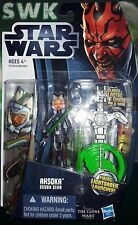 Star Wars Clone Wars CW15 Ahsoka Tano in Scuba Gear. Very hard to find!