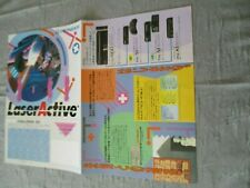 >> PIONEER LASERACTIVE WORLD ORIGINAL JAPAN HANDBILL FLYER CHIRASHI! <<