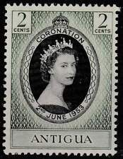 Antigua postfris 1953 MNH 106 - Coronation Elisabeth II (063)