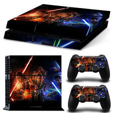 Star Wars Force Awakens PS4 Playstation 4 Decal Skin Sticker Brand New
