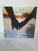 Katherines Marriage - D. E. Stevenson - 9 CD Audio Book Complete and Unabridged