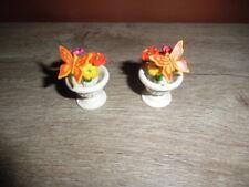 Playmobil Zubehör Blumen Kästen zum Puppenhaus