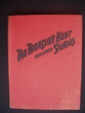 THE TREASURE HUNT AND OTHER STORIES ~OLIVE DUHY ~ILLUSTRATED RENE CLOKE ~c1947