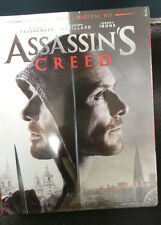 Assassin's Creed Exclusive Limited Edition + Hidden Dagger Arm Sleeve (Blu Ray +