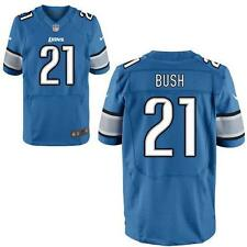 Nike Detroit Reggie Bush home shirt in adult large size