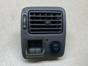 1998-2002 Toyota Corolla Left Driver Side Dash Air Vent Factory