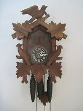 West Germany Regula Musical Cuckoo Clock (Works, but may need adjustments)