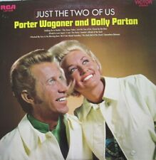 PORTER WAGONER AND DOLLY PARTON - JUST THE TWO OF US - LP