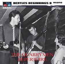 Quarrymen Repertoire 4CD Beatles Beginnings Vol 8