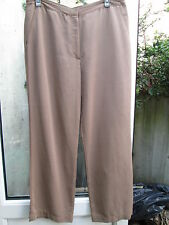 BNWT George straight  trousers size 18 medium