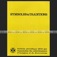 SYMBOLES & TRADITIONS N°165 OPERATION NOROIT RWANDA HIRONDELLES DE LA MORT
