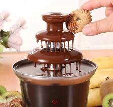 Sale Chocolate Fondue Melting Fountain Heat Machine Citchen Tool