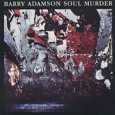 Barry Adamson, Soul Murder, Very Good, Audio CD