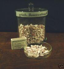 griechischer Rosenweihrauch mit echtem Rosenöl 20gr