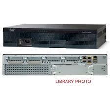 ⭐ CISCO2911-VSEC/K9 Router 3xGigabit  3xEHWIC 1xSM 256MB FL 1GB RAM SEC UCK9