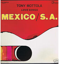LP TONY MOTTOLA LOVE SONGS MEXICO / S.A.