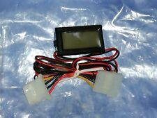 innovatek Digital Wasserthermometer - PSU, oranges Backlight