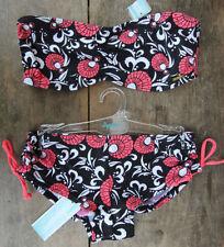 French Knickers Bandeau Regular Size Swimwear for Women