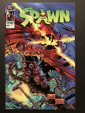 "Spawn #45 VF/NM (Image,1996) Cog, Tiffany Sam & Twitch! ""Warriors"""
