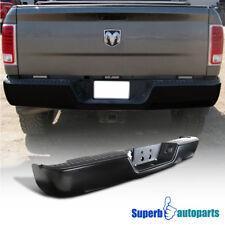 09-17 Ram 1500 10-12 Ram 2500/3500 Rear Bumper Step+License Lights Stainless
