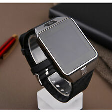 Bluetooth Smart Watch Camera Support SIM TF For Android Samsung LG Alcatel ASUS
