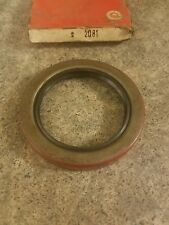 National Oil Seals 2081 Seal