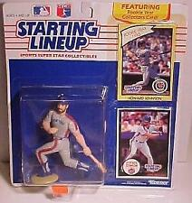 1990 Howard Johnson NY Mets Starting Lineup 1982 Rookie Collector Card