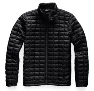 The North Face Men's Thermoball Eco Jacket-Black Sz XL Slim Fit MSRP $199