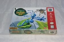 Disney Pixars A Bug's Life (Nintendo 64, 1999) Brand New In Box BNIB