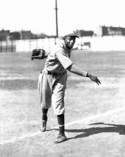 SATCHEL PAIGE 8X10 PHOTO PITTSBURGH CRAWFORDS BASEBALL PICTURE NEGRO LEAGUE
