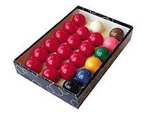 Snooker Ball Set 52mm Classic