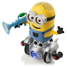 WowWee Minion MiP Turbo Dave Fun Balancing Robot Ages 5+ Toy Play Race Fight