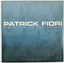 """PATRICK FIORI - CD SINGLE PROMO """"JUSTE UNE RAISON ENCORE"""""""