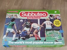 Vintage 1981 Jokari Subbuteo Table Soccer Game Complete International edition