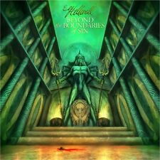 HELLWELL - Beyond The Boundaries Of Sin (NEW*US EPIC METAL*US IMPORT*MANILLA R.)